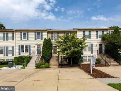 Centreville Townhouse For Sale: 13974 Winding Ridge Lane
