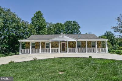 Great Falls Single Family Home For Sale: 1011 Utterback Store Road