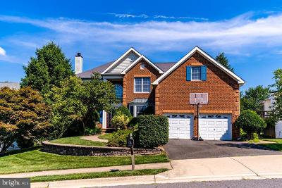 Fairfax Single Family Home Active Under Contract: 3754 Penderwood Drive