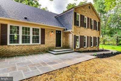 Oakton Single Family Home For Sale: 3402 Lyrac Street