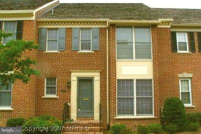 McLean Townhouse For Sale: 6636 Madison McLean Drive