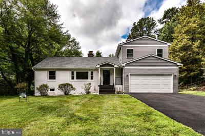 Alexandria Single Family Home For Sale: 5201 Mount Vernon Memorial Highway
