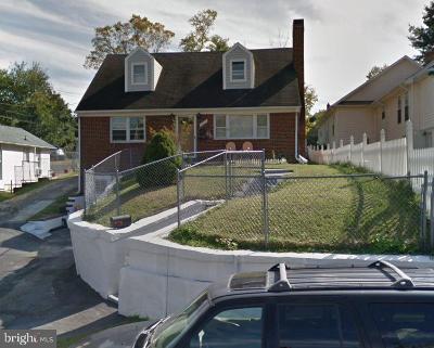 Alexandria Single Family Home For Sale: 3127 Clayborne Avenue
