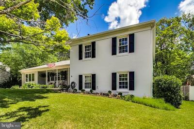 Chantilly Single Family Home For Sale: 4217 Kincaid Court