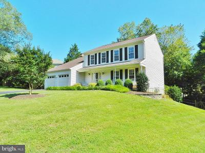 Fairfax Single Family Home For Sale: 12984 Hampton Forest Court