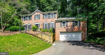 Fairfax Single Family Home For Sale: 4910 Tydfil Court