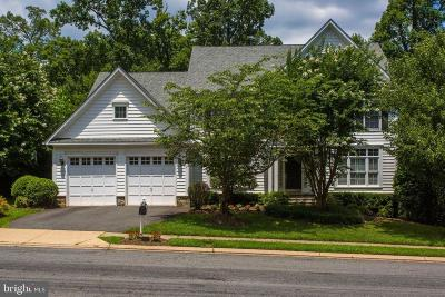 Reston Single Family Home For Sale: 12000 Creekbend Drive