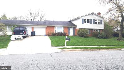 Vienna Single Family Home Active Under Contract: 915 Westwood Drive NE