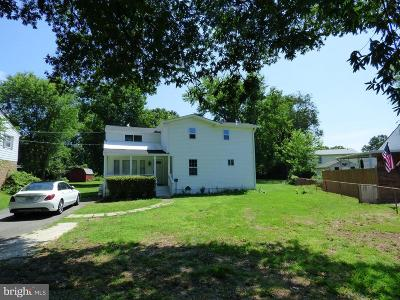 Groveton Heights Single Family Home For Sale: 6727 Queens Road