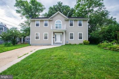 Alexandria Single Family Home For Sale: 6617 Princeton Drive
