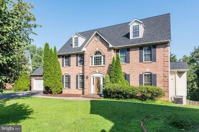 Alexandria Single Family Home For Sale: 4903 Silo Road