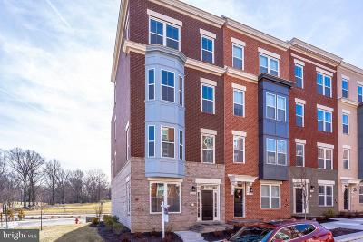 Reston Townhouse For Sale: 1963 Roland Clarke Place Place #25
