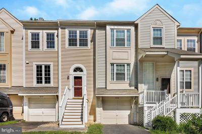 Fairfax County Townhouse For Sale: 8310 Linden Oaks Court