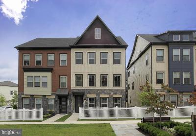 Kingstowne Townhouse For Sale: 6103 Olivet