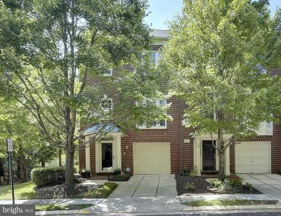 Fairfax Townhouse For Sale: 4046 Heatherstone Court