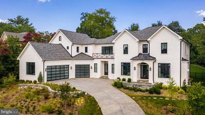 Fairfax County Single Family Home For Sale: 6602 Brawner Street