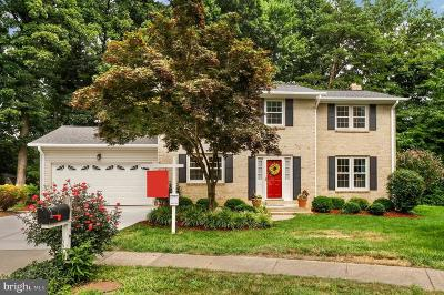 Fairfax Single Family Home For Sale: 10401 Headly Court