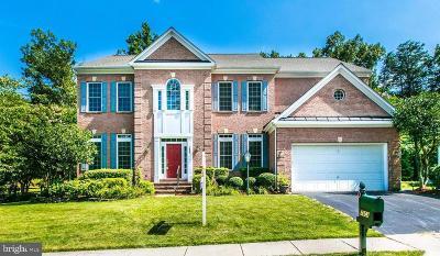 Springfield Rental For Rent: 7803 Rose Garden Lane