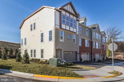 Fairfax County Townhouse For Sale: 4 Mount Cavalry Drive
