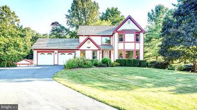Fairfax Station Single Family Home For Sale: 10707 Averett Drive