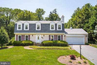 Fairfax County Single Family Home For Sale: 1221 Forestville Drive