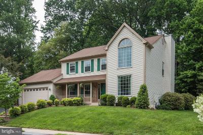 Fairfax Single Family Home For Sale: 7908 Oak Hollow Lane
