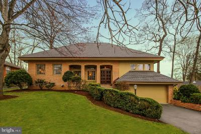 Fort Hunt Single Family Home For Sale: 7121 Marine Drive