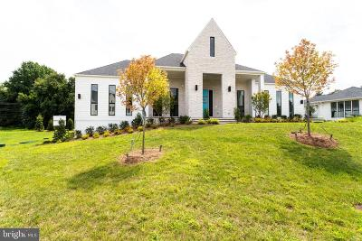 Great Falls Single Family Home For Sale: 10093 Spartans Hollow Court