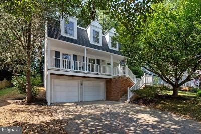 Alexandria Single Family Home For Sale: 6261 Gentle Lane