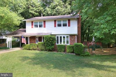 Fairfax Single Family Home For Sale: 9708 Commonwealth Boulevard