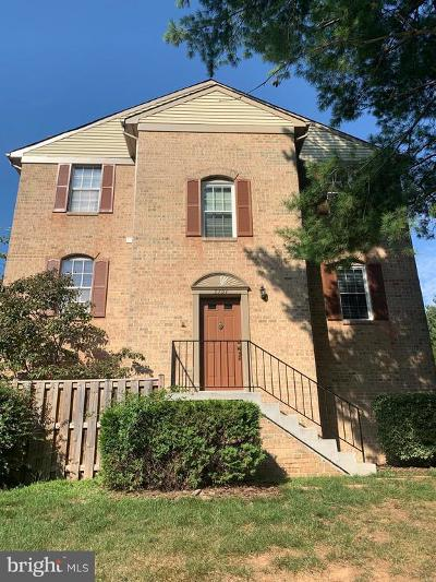 Springfield, Burke Townhouse For Sale: 7701 Solomon Seal Drive