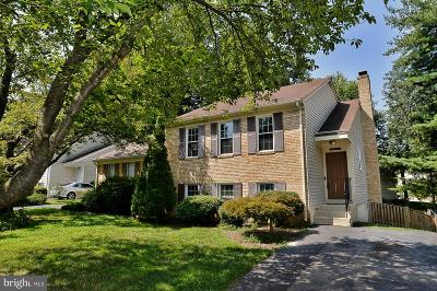 Springfield, Burke Townhouse For Sale: 10011 Downeys Wood Court