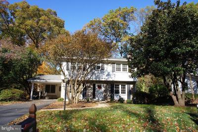 Vienna Single Family Home For Sale: 312 Broadleaf Drive NE