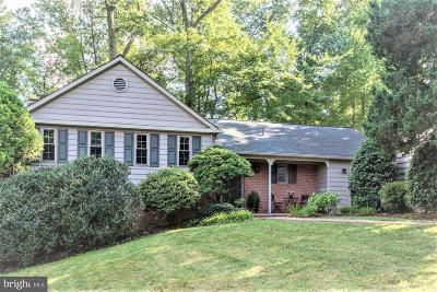 Reston Single Family Home For Sale: 11307 Handlebar Road