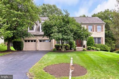 Herndon Single Family Home For Sale: 1237 Rowland Drive