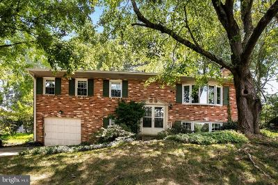Vienna Single Family Home For Sale: 9523 Rockport Road