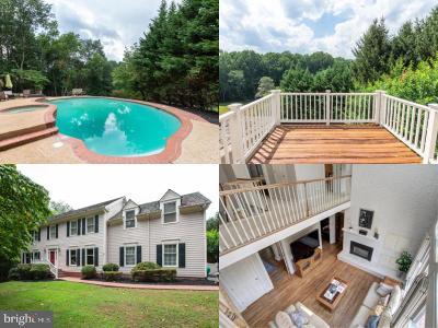 Fairfax Single Family Home For Sale: 12208 Fairfax Station Road