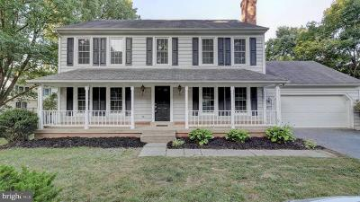 Burke Single Family Home For Sale: 9007 Digory Court