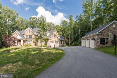 Fairfax, Fairfax Station Single Family Home For Sale: 8305 Crestridge Road