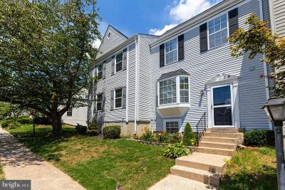 Centreville, Clifton Townhouse For Sale: 13810 Fount Beattie Court