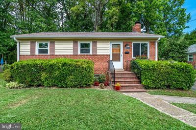 Falls Church Single Family Home For Sale: 3164 Nealon Drive
