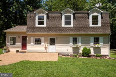Fairfax Station Single Family Home For Sale: 10900 Chimney Lane