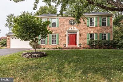 Centreville Single Family Home For Sale: 5204 Knoughton Way