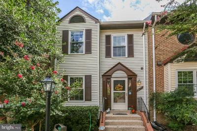 Alexandria Townhouse For Sale: 6177 Castletown Way