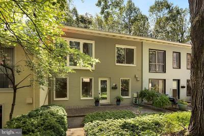 Reston Townhouse For Sale: 11489 Waterview Cluster