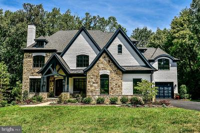 Fairfax County Single Family Home For Sale: 7004 Arbor Lane