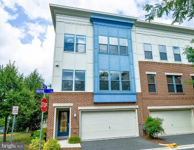 Fairfax Townhouse For Sale: 4178 Rush Street