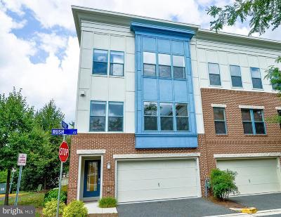 Fairfax Townhouse For Sale: 4178 Rush Street