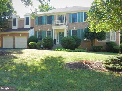 Fairfax Station Single Family Home For Sale: 9312 Braymore Circle