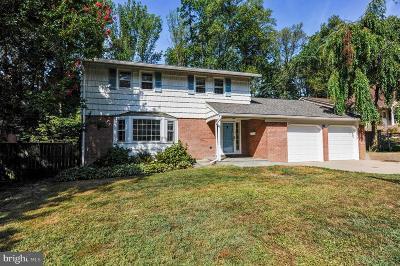 Fairfax County Single Family Home For Sale: 6008 Nassau Drive